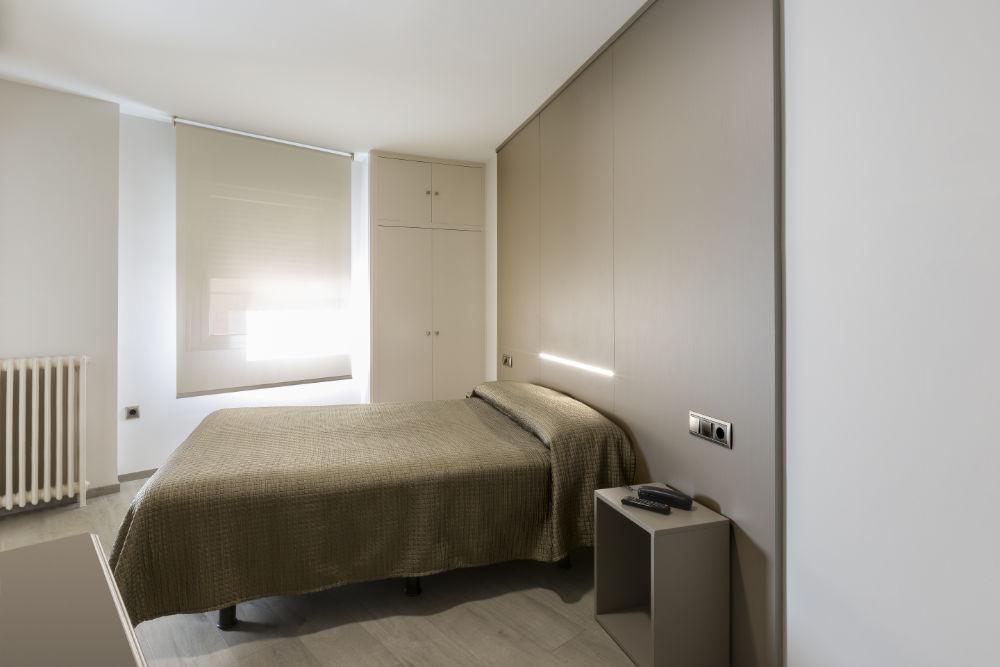 Hostal Remigio Tudela habitación individual 01